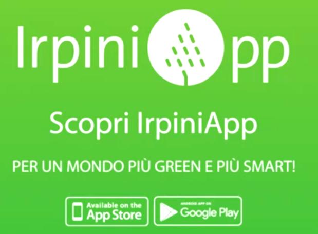 IrpiniApp: l'Irpinia green e smart