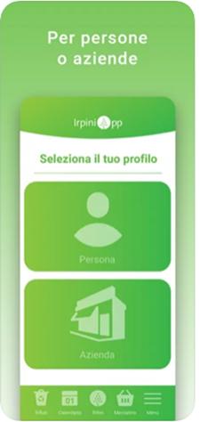 IrpiniApp: La gestione smart dei tuoi rifiuti